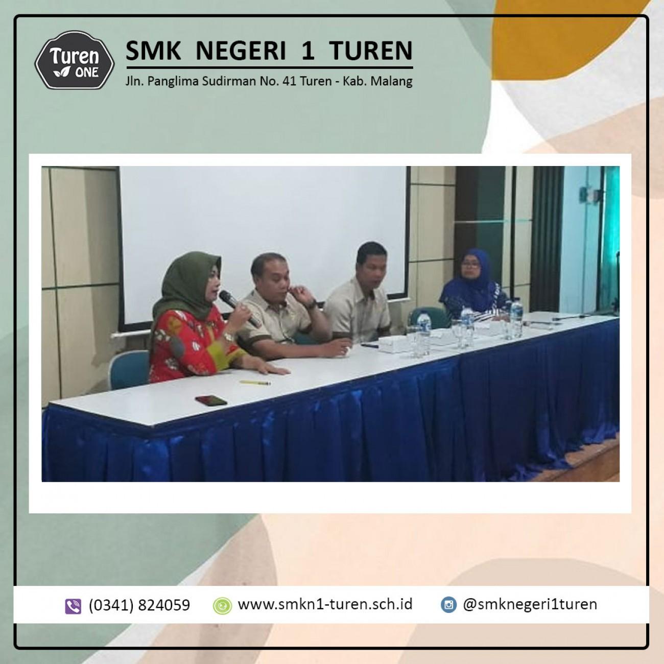 Rekruitmen BKK SMKN 1 Turen dengan Solaria Resto 2019