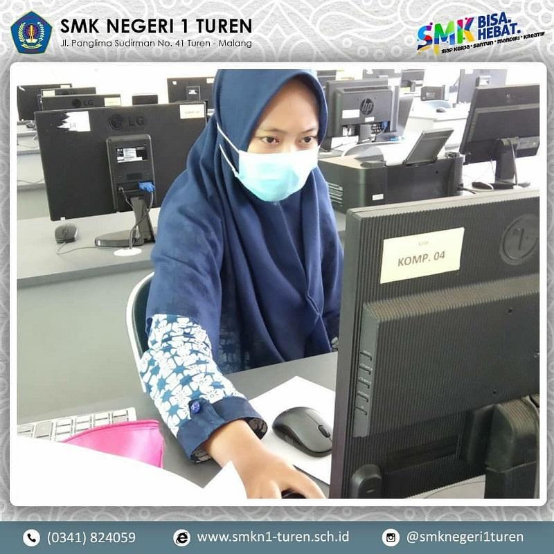 Peserta didik SMKN 1 Turen Juara 1 Dalam ACCOUNTING SKILL AND ENGLISH COMPETITION (ASEC) SMA/ SMK/ MA se-Indonesia 2020