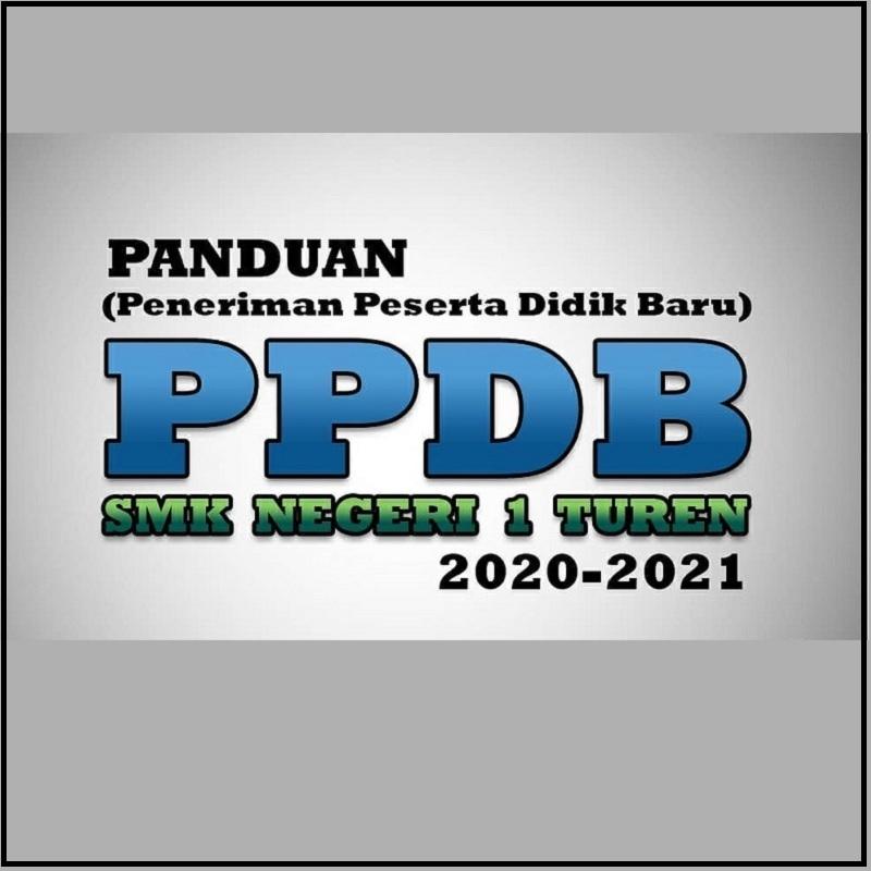 PANDUAN PPDB SMKN 1 TUREN 2020-2021