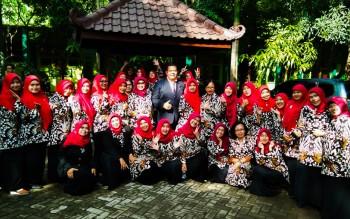 Wisuda Purna Wiyata SMK Negeri 1 Turen Angkatan Ke-51