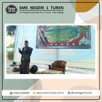 Peringatan Isra' Mi'raj Nabi Muhammad SAW 1440 H di SMKN 1 Turen
