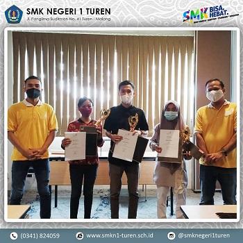 Tim Tata Boga Memborong Juara Dalam Shakerato Festival