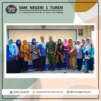 BKK SMKN 1 Turen berkolaborasi dengan DISNAKER Kab. Malang 2019