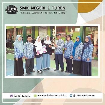 Siswa SMKN 1 Turen Turut Memeriahkan  Capital Market Competition ke-7