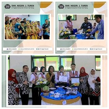 Lomba Kreasi Resep Berbasis Pangan Lokal Berlangsung Meriah di SMKN 1 Turen